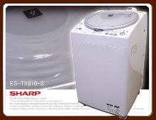 1-SHARP 洗濯乾燥機