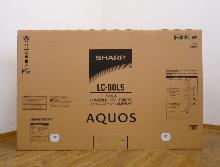 3-液晶テレビシャープアクオス3D60型買取
