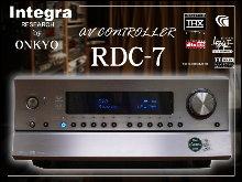2-ONKYO Integra RDC-7 AVプリアンプ