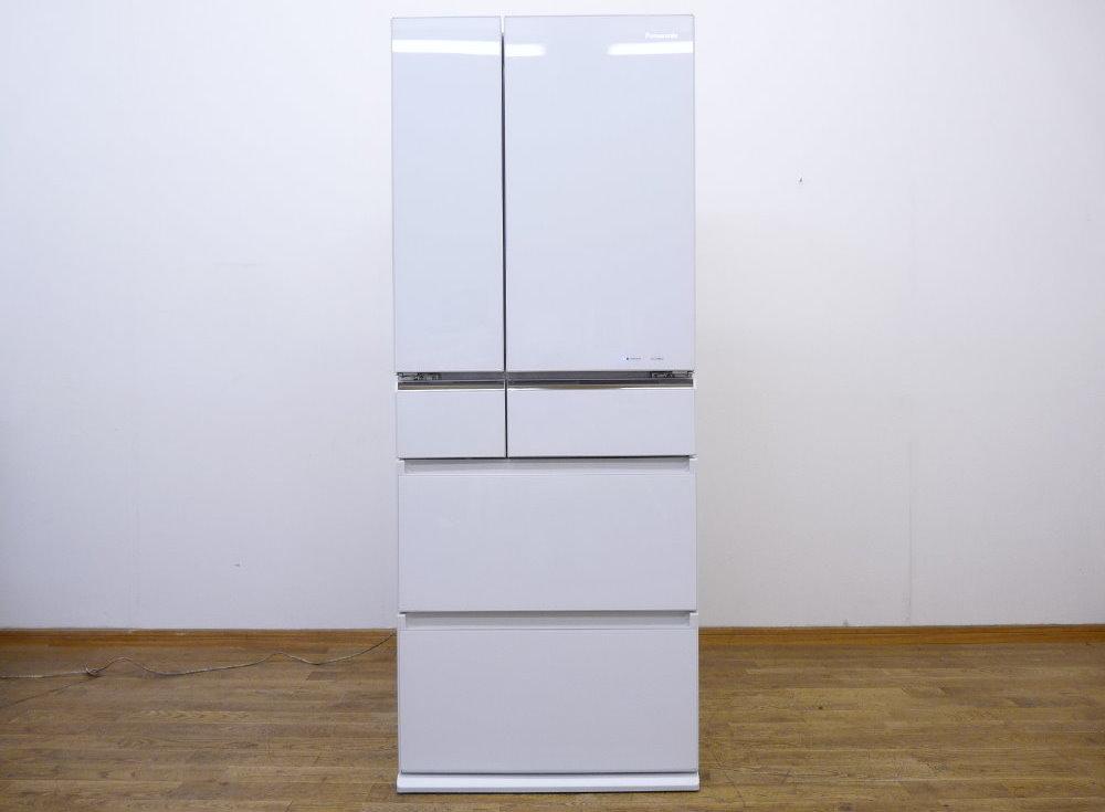 パナソニック6ドア冷凍冷蔵庫