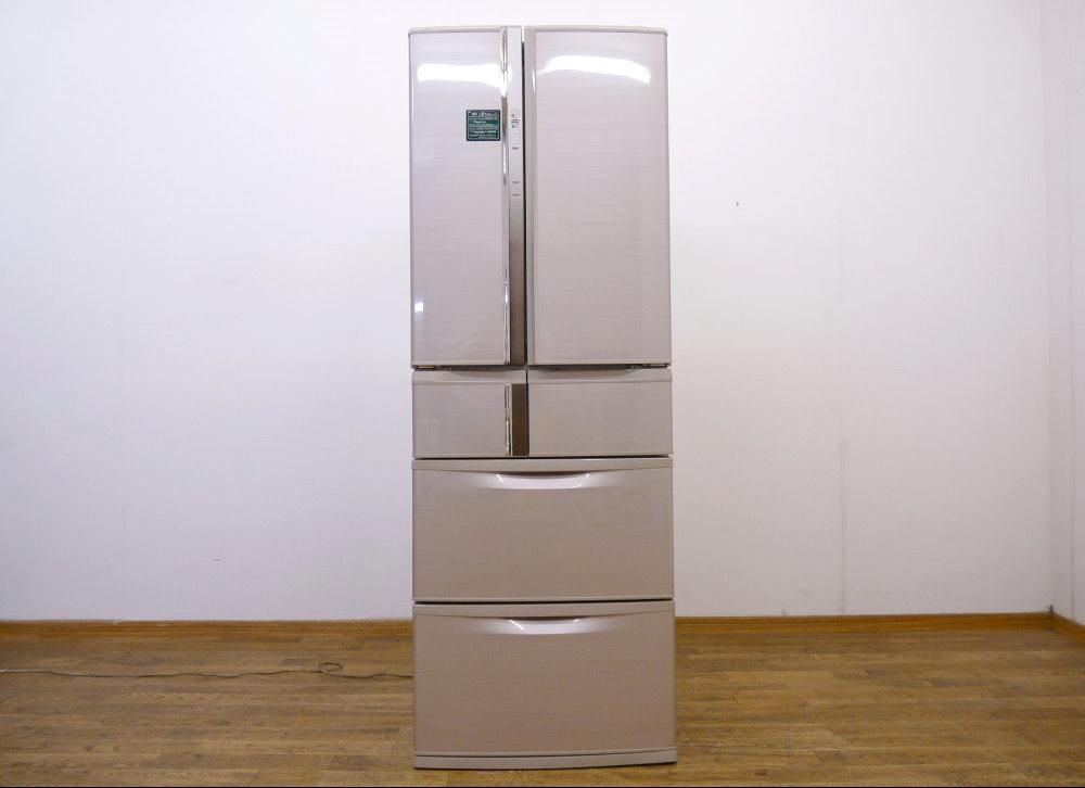三菱6ドア冷凍冷蔵庫